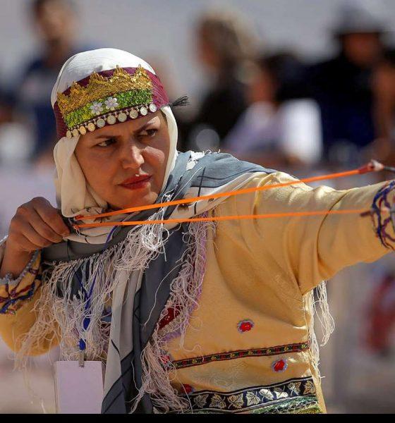 جشنواره بازی های بومی محلی کشور به میزبانی خراسان شمالی 8 560x600 تصاویر جشنواره بازی های بومی محلی در خراسان شمالی