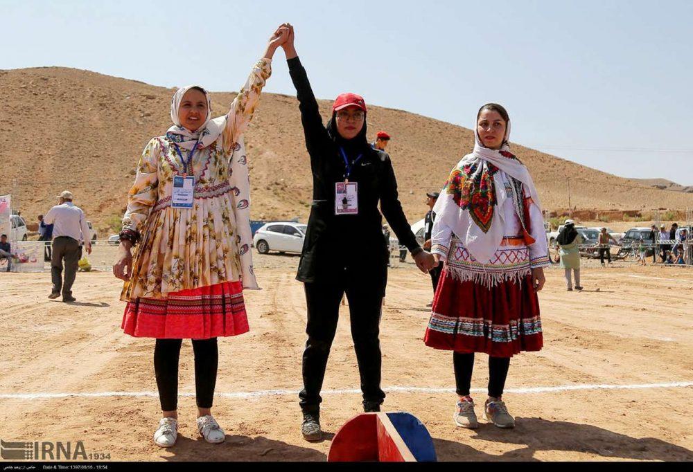 جشنواره بازی های بومی محلی کشور به میزبانی خراسان شمالی 9 1000x682 تصاویر جشنواره بازی های بومی محلی در خراسان شمالی