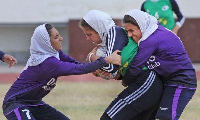 راگبی زیر 18 سال دختران کشور در گرگان ، قهرمانی داتیس تهران و نایب قهرمانی دانشگاه آزاد کرمان 6 400x240 راگبی دختران زیر 18 سال در گرگان / قهرمانی داتیس تهران با پیروزی بر کرمان