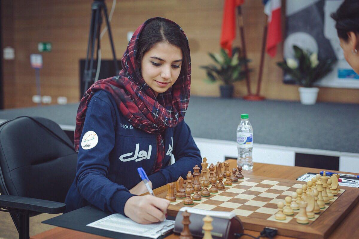 پیروزی نزدیک خادم الشریعه برابر اولگا گیریا از روسیه