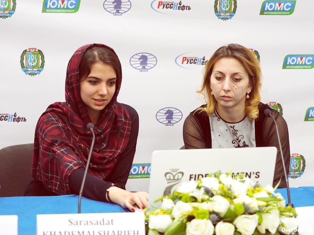 سارا خادمالشریعه به عضویت کمیسیون ورزشکاران فدراسیون جهانی شطرنج درآمد