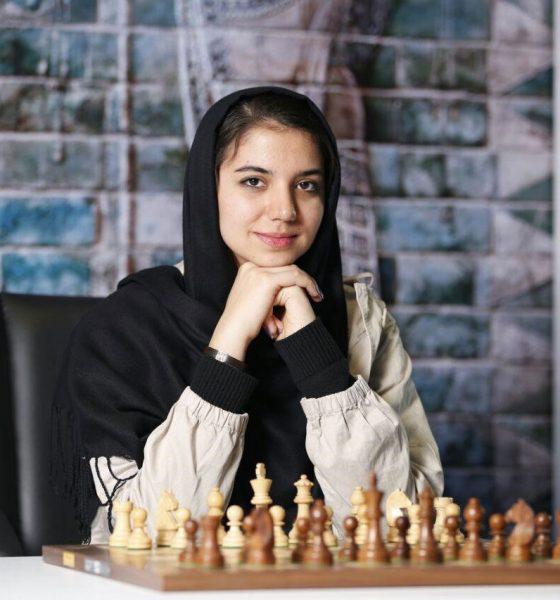 سارا خادم الشریعه 560x600 سارا خادم الشریعه: در لیگ ایران شرکت نمیکنم | عجیب است که سایپای بدهکار نماینده ایران میشود