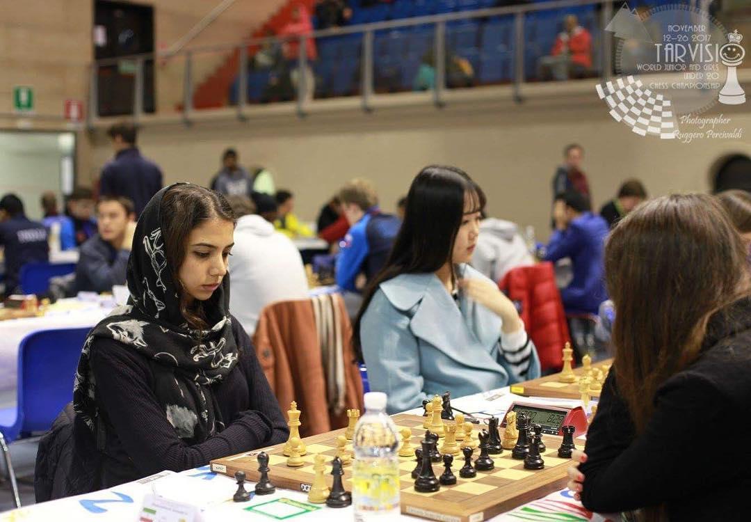 سارا خادم الشریعه در مرحله سوم جایزه بزرگ چهارم شد