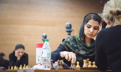 سارا خادم الشریعه 8 400x240 اعلام جدیدترین رده بندی فدراسیون جهانی شطرنج| خادم الشریعه هم چنان بهترین بانوی ایران؛صعود مبینا علی نسب