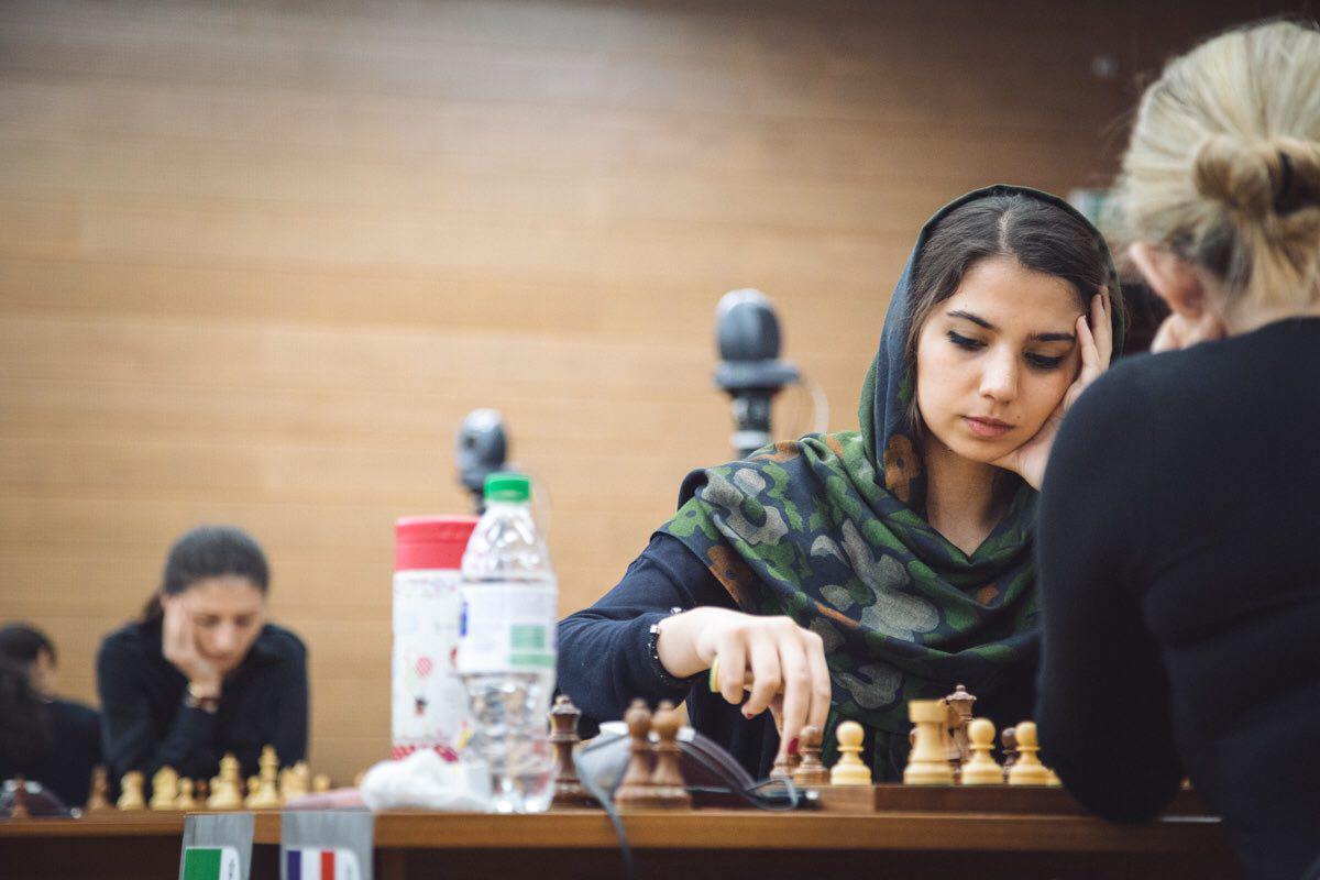 اعلام جدیدترین رده بندی فدراسیون جهانی شطرنج| خادم الشریعه هم چنان بهترین بانوی ایران؛صعود مبینا علی نسب