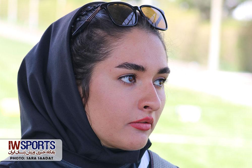 شیوا شجاعی مهر : هزینه تیرهای یک کماندار در سال 6 میلیون تومان است