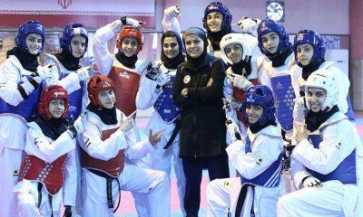 فاطمه صفرپور 1 400x240 تیم ملی تکواندو با ۴ غایب به ترکیه میرود | صفرپور: ترکیب تیم ملی پس از ترکیه مشخص میشود