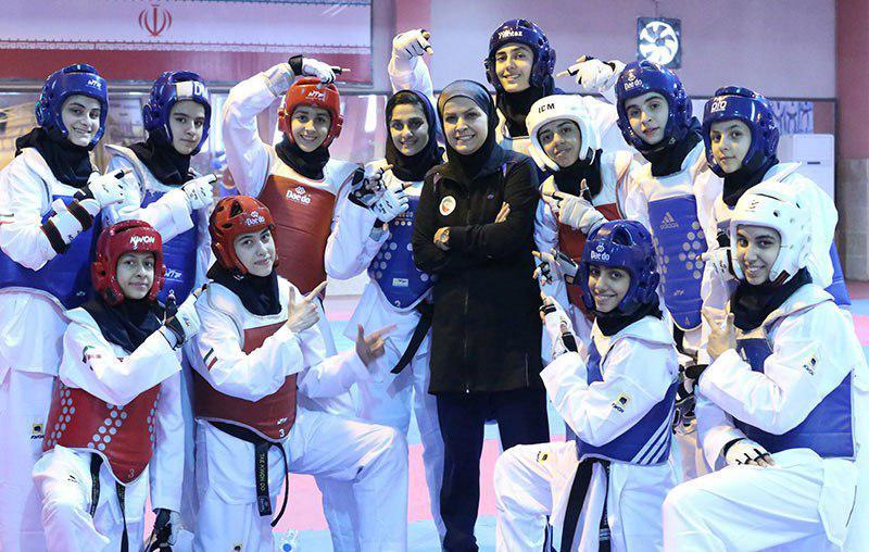 تیم ملی تکواندو با ۴ غایب به ترکیه میرود | صفرپور: ترکیب تیم ملی پس از ترکیه مشخص میشود