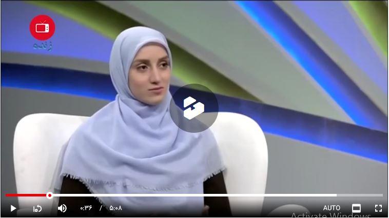 ویدئو گفتگوی مریم امیدی پارسا با علی ضیا ، پاروی شکسته و حقوق ۴۰۰ هزار تومانی