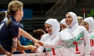 معصومه زارعی والیبال نشسته 400x240 معصومه زارعی عضو کمیته جهانی پارا والیبال شد