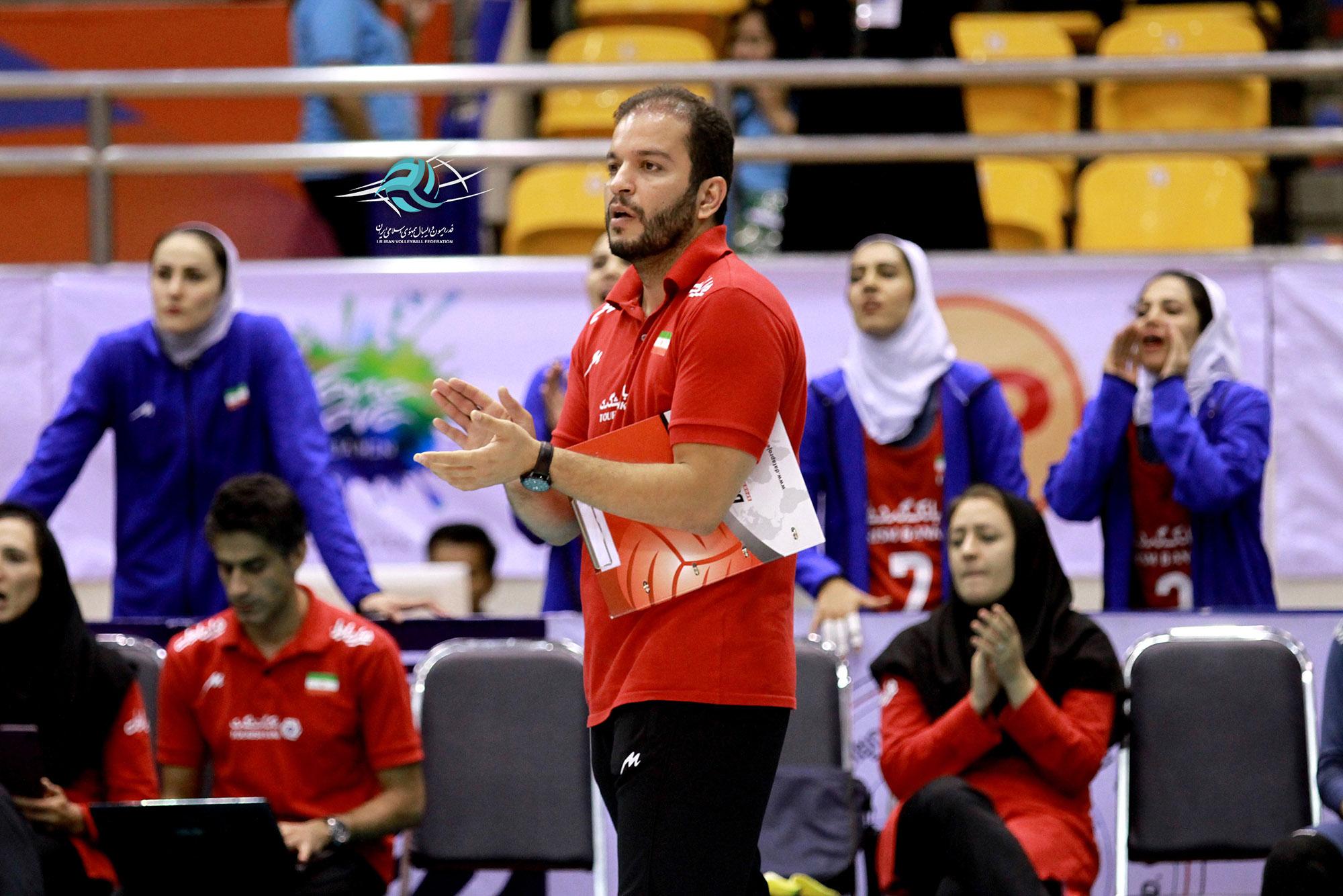 IRN PHL 6 سرمربی تیم ملی والیبال سرمربی العربی شد | خداحافظی مهرگان با تیم ملی؟