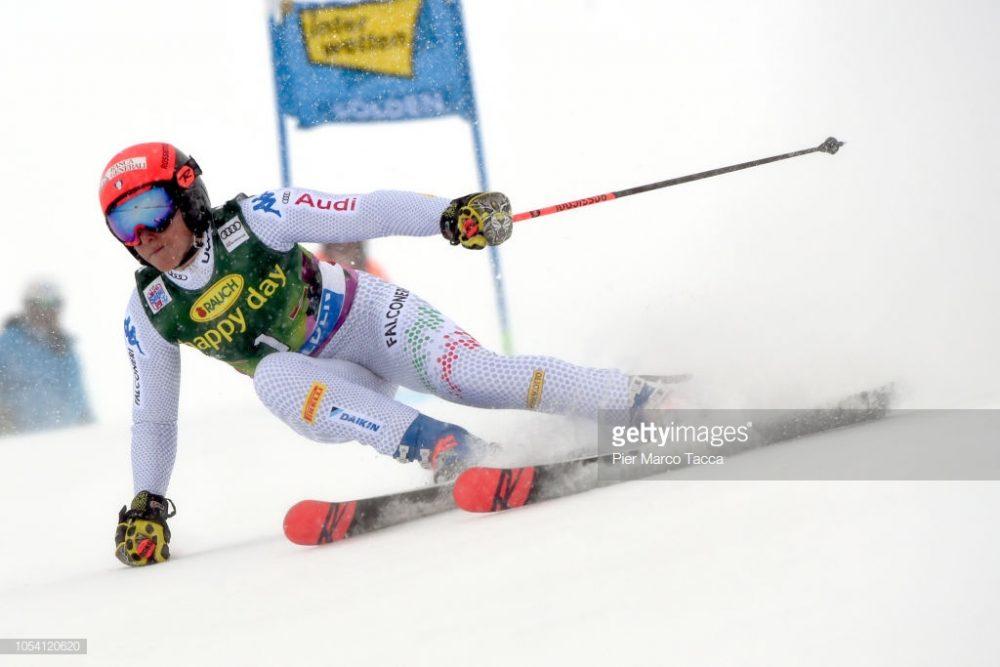 اسکی آلپاین اسلالوم در سولدن 1 1000x667 گزارش تصویری مسابقات اسکی جهانی آلپاین اسلالوم در اتریش