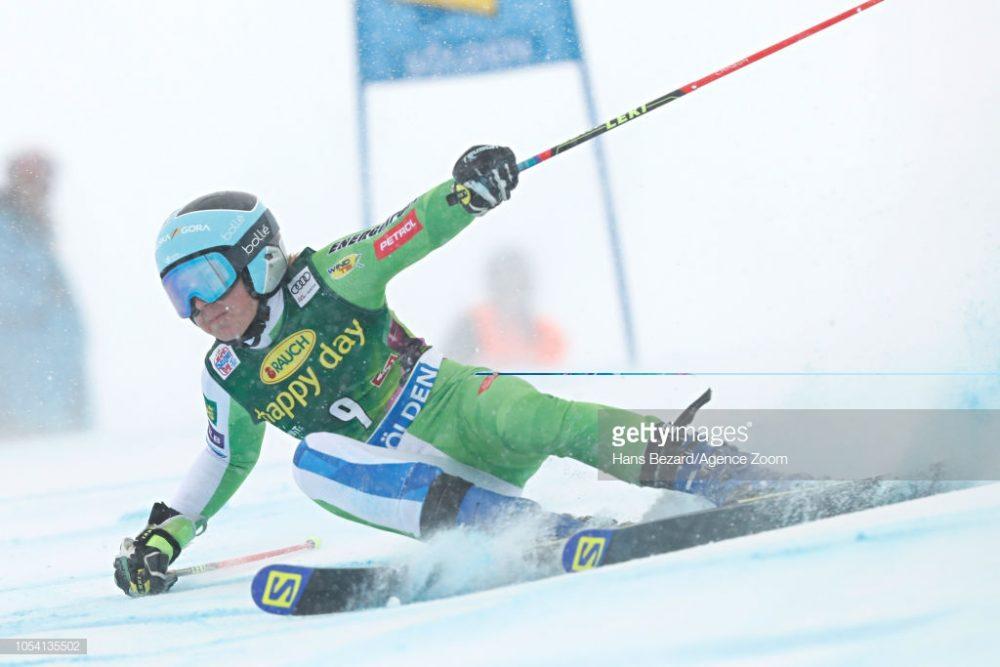 اسکی آلپاین اسلالوم در سولدن 2 1000x667 گزارش تصویری مسابقات اسکی جهانی آلپاین اسلالوم در اتریش