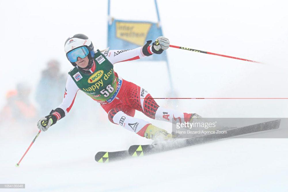 اسکی آلپاین اسلالوم در سولدن 3 1000x667 گزارش تصویری مسابقات اسکی جهانی آلپاین اسلالوم در اتریش
