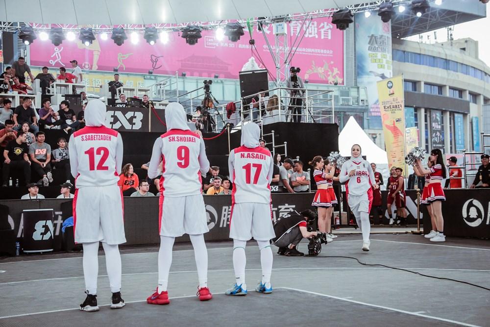 جام جهانی بسکتبال ۳ نفره زیر ۲۳ سال/ پایان راه ایران با شکست برابر اوکراین