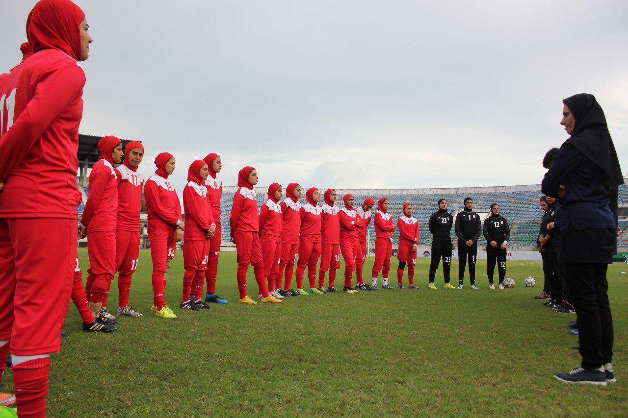 اعزام تیم ملی فوتبال با ۱۲ تغییر به مسابقات اتحادیه آسیای مرکزی
