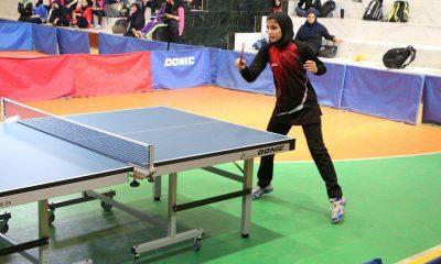 تور تنیس روی میز بزرگسالان در کرمانشاه 5 400x240 دختران پینگ پنگ باز از مرحله گروهی تور ایرانی کرمانشاه می گویند