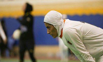دیدار تیم های دختران کویر مس کرمان و مس رفسنجان در لیگ برتر فوتسال بانوان ؛ هفته نهم لیگ 97 14 400x240 چشم انداز سال 98 ورزش بانوان ؛ آماده برای رویارویی با معضل جیب های خالی