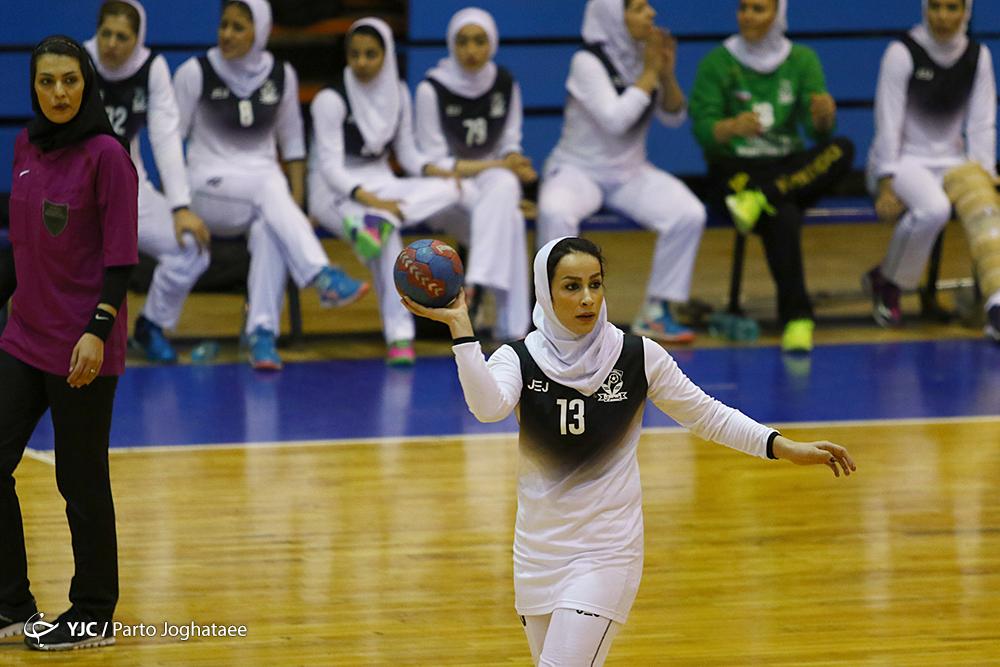 ایران 26 قزاقستان 41 / بدون شگفتی ؛ اولین شکست برای دختران هندبالیست