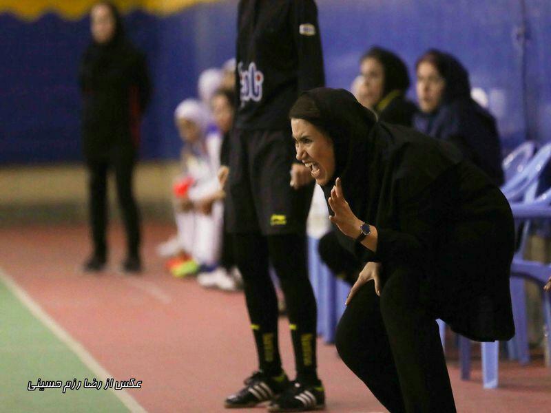 ابراز امیدواری سرمربی دختران کویر | ایرانمنش: با هدف قهرمانی راهی لیگ می شویم