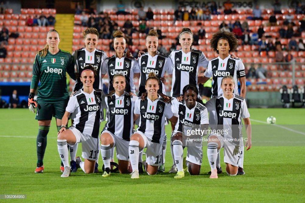 سوپر کاپ فوتبال زنان ایتالیا بین یوونتوس و فیورنتینا 15 1000x667 تصاویر دیدار تیم های فوتبال زنان یوونتوس و فیورنتینا در سوپر جام ایتالیا
