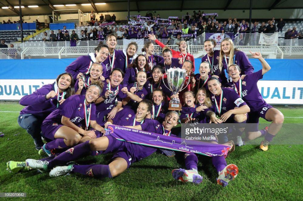 سوپر کاپ فوتبال زنان ایتالیا بین یوونتوس و فیورنتینا 3 1000x666 تصاویر دیدار تیم های فوتبال زنان یوونتوس و فیورنتینا در سوپر جام ایتالیا