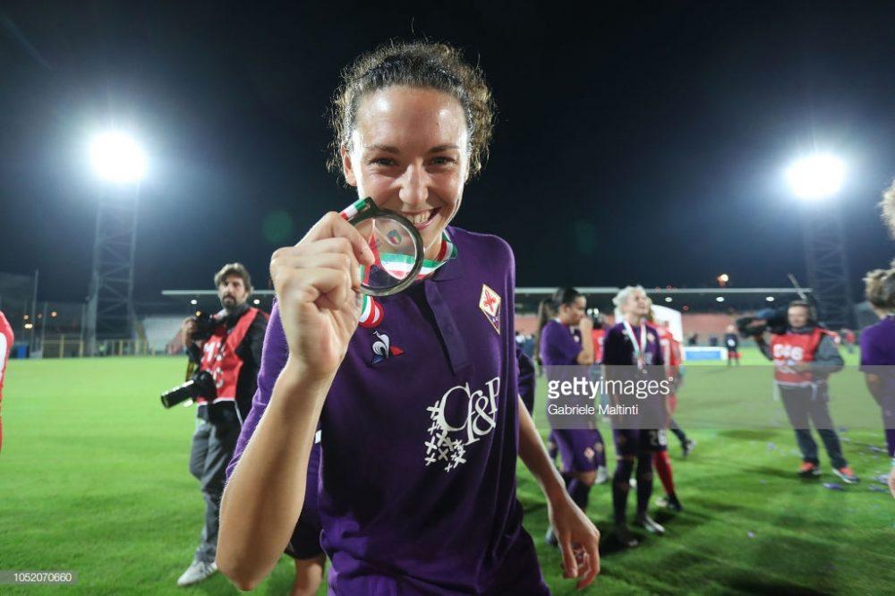 سوپر کاپ فوتبال زنان ایتالیا بین یوونتوس و فیورنتینا 4 1000x666 تصاویر دیدار تیم های فوتبال زنان یوونتوس و فیورنتینا در سوپر جام ایتالیا