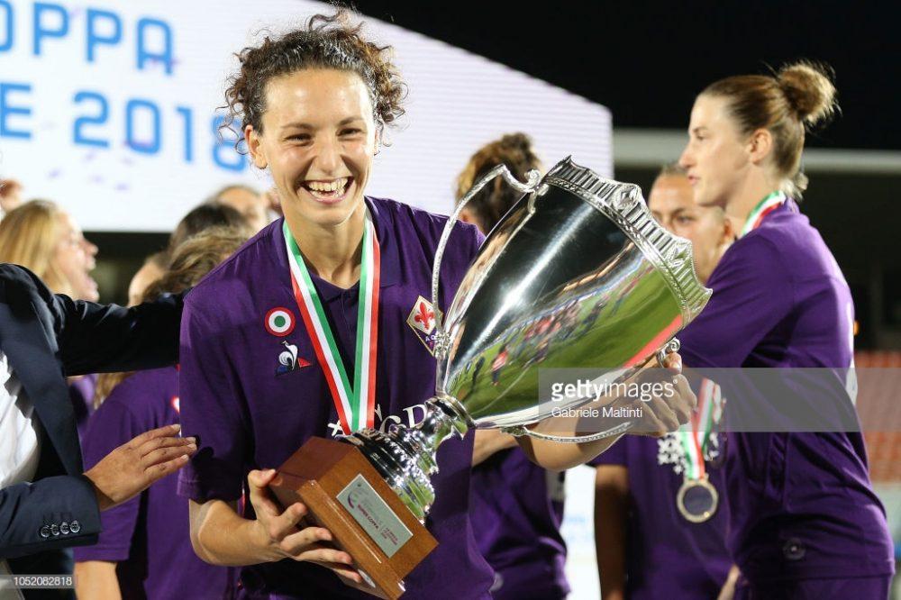 سوپر کاپ فوتبال زنان ایتالیا بین یوونتوس و فیورنتینا 7 1000x666 تصاویر دیدار تیم های فوتبال زنان یوونتوس و فیورنتینا در سوپر جام ایتالیا