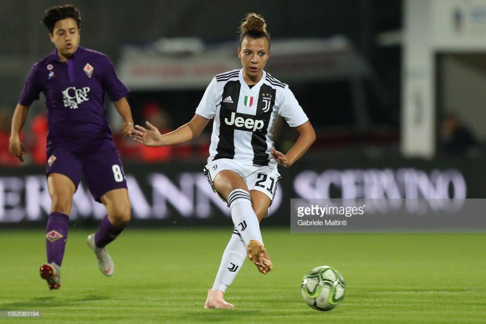 سوپر کاپ فوتبال زنان ایتالیا بین یوونتوس و فیورنتینا 9 1000x666 تصاویر دیدار تیم های فوتبال زنان یوونتوس و فیورنتینا در سوپر جام ایتالیا