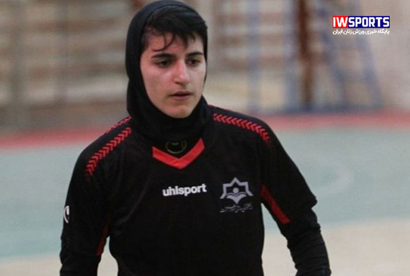 فاطمه قویدل ستاره شهرداری رشت : احساس خوبی به تیم ملی ندارم ؛ آن ها ما را نمی بینند!