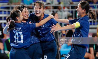 فوتسال زنان ژاپن فینال المپیک جوانان آرژانتین 400x240 جای خالی فوتسال دختران در المپیک جوانان ؛ از ژاپن که ضعیف تر نبودیم...