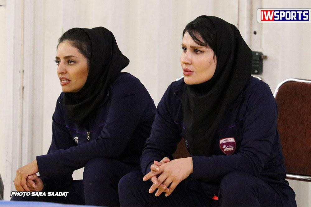 اسامی بازیکنان تیم ووشوی کارون اروند خرمشهر در لیگ برتر ووشوی بانوان