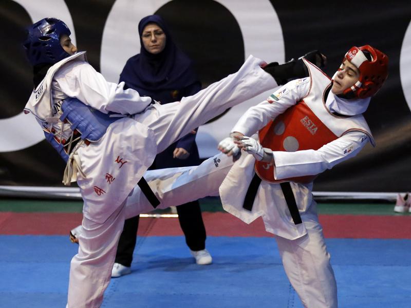 فراخوان 50 دختر تکواندوکار در انتخابی 4 وزن المپیکی تیم ملی
