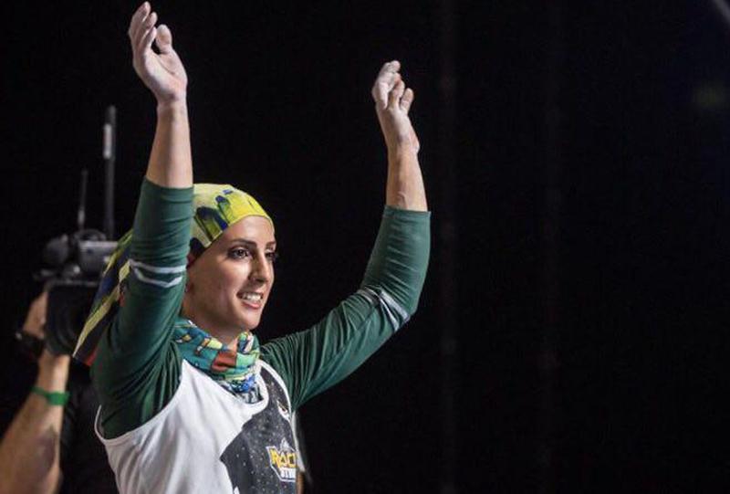 الناز رکابی : برای سهمیه المپیک فرصت دارم | مسابقات جهانی ژاپن پایان راه نیست