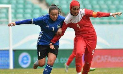 ایران ازبکستان فوتبال بانوان زهرا قنبری 400x240 تورنمنت کافا / ازبکستان 2 ایران 1 ؛ شکست با پنالتی قنبری