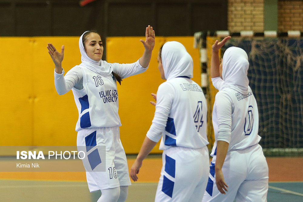 صعود دانشگاه آزاد به فینال لیگ برتر بسکتبال بانوان ؛ پایان تلخ برای گروه بهمن در اورتایم