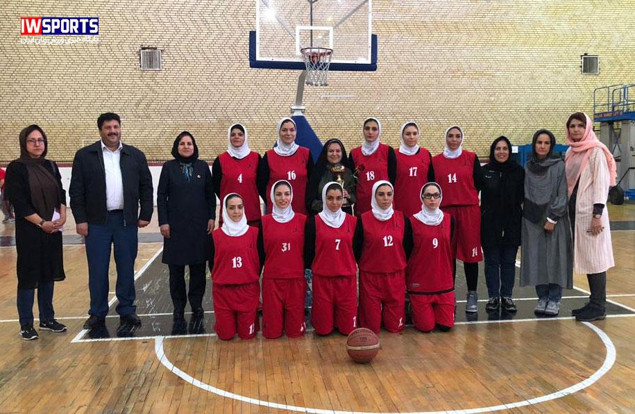 تیم بسکتبال بانوان صدرای شیراز بسکتبال فارس و اختلافات داخلی | تحریم تیم جدید توسط بازیکنان فصل گذشته صدرا
