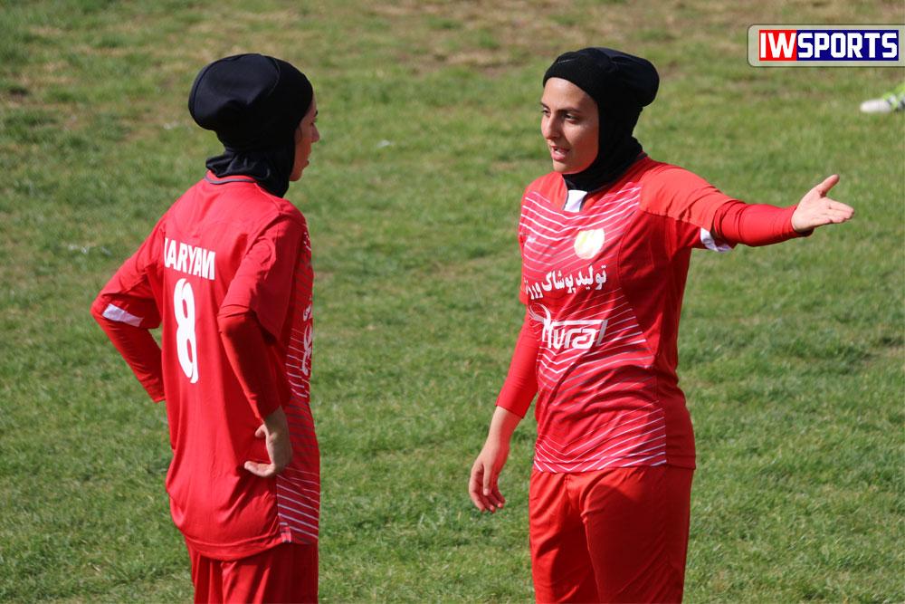 گلاره ناظمی خبر داد: بازگشت آذرخش تهران به لیگ برتر فوتبال بانوان