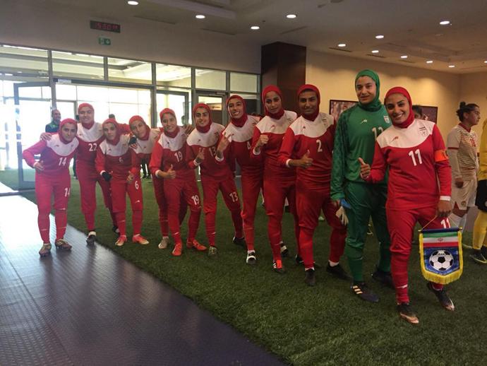ایران ۴ تاجیکستان ۱ ؛ پیروزی آسان برابر حریف کم خطر در تورنمنت کافا