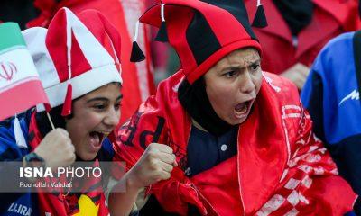 حضور زنان در ورزشگاه آزادی در دیدار فینال لیگ قهرمانان آسیا 12 400x240 مهلت آخر فیفا برای ورود زنان به ورزشگاهها؛ ۹ شهریورماه