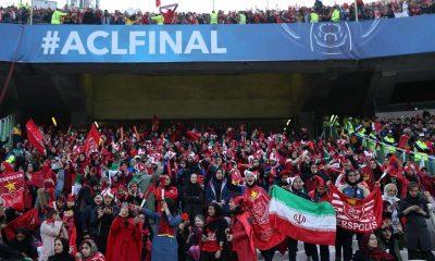 حضور زنان در ورزشگاه آزادی در دیدار فینال لیگ قهرمانان آسیا 2 400x240 نقش اصلی را فیفا بازی می کند نه AFC | چرا لیگ قهرمانان با حضور زنان برگزار نمی شود؟