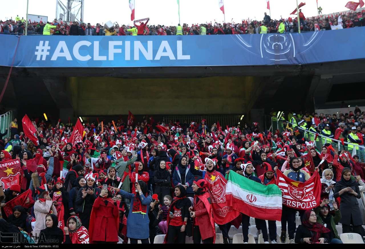 نقش اصلی را فیفا بازی می کند نه AFC | چرا لیگ قهرمانان با حضور زنان برگزار نمی شود؟