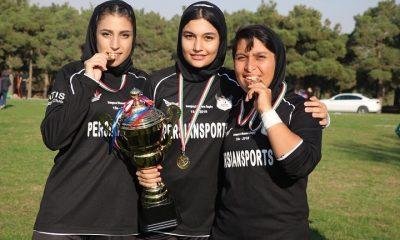 راگبی بانوان ؛ داتیس تهران 19 400x240 گزارش تصویری قهرمانی داتیس در مسابقات راگبی 15 نفره بانوان ایران