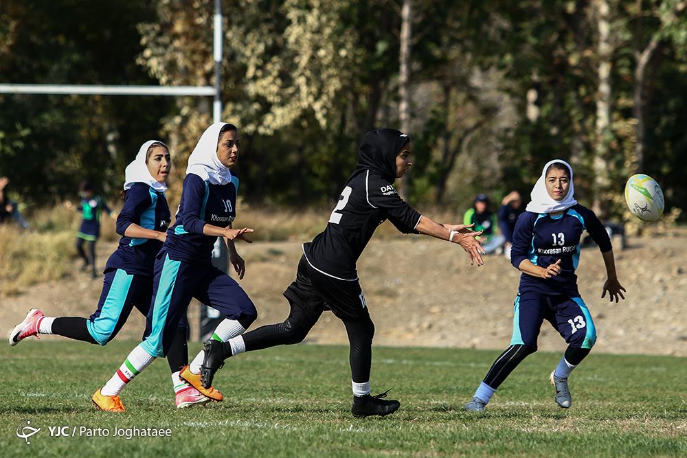 چوب اختلاف ورزشگاه آزادی و فدراسیون بر سر راگبی | تمرین راگبی بازان تعطیل شد