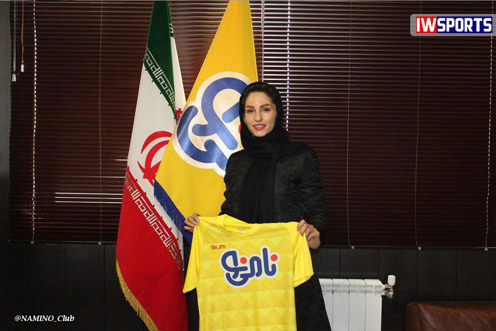 لیگ والیبال بانوان / زینب گیوه به نامی نو اصفهان پیوست