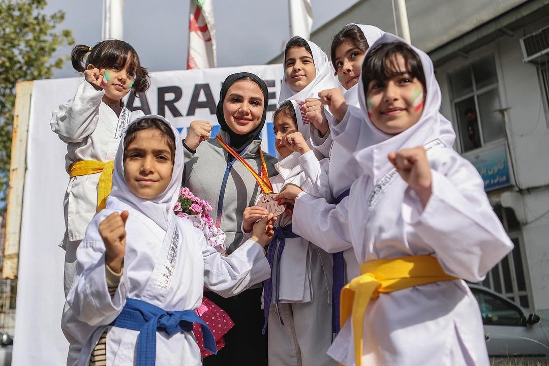 دختران کاراته ایران در رنکینگ جهانی | سارا بهمنیار تنها یک رقمی ایران