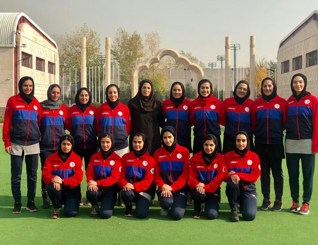 آماده سازی تیم ملی اسکی آلپاین بانوان در آکادمی ملی المپیک