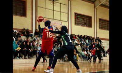 لیگ برتر بسکتبال بانوان ، هفته دوم ، دانشگاه گلستان و باژوند بوشهر 6 400x240 باژوند بوشهر 43 دانشگاه آزاد 89 / پیروزی بی دردسر تیم زمان پور در بوشهر