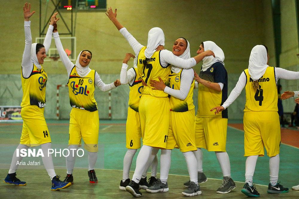 شاهکار نامی نو و گروه بهمن ؛ کار صعود به فینال به بازی سوم کشید