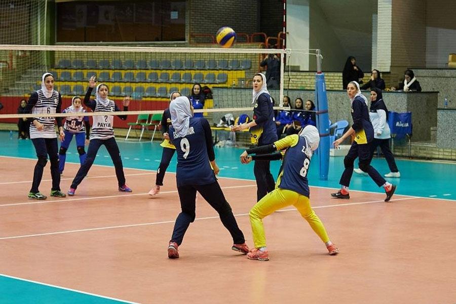 لیگ برتر والیبال بانوان پیکان 3 نامی نو اصفهان صفر زنگ خطر در والیبال بانوان؛ موتور بازیکن سازی درست کار میکند؟